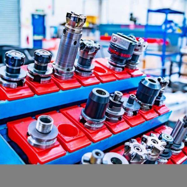 CNC Tool Repair