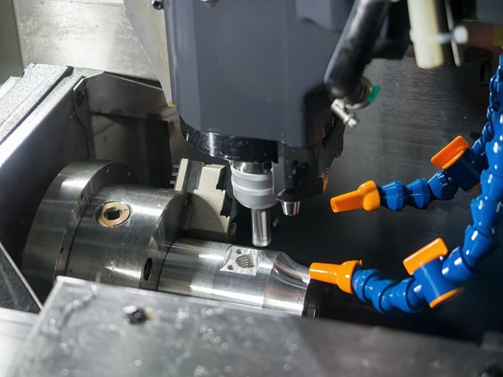 CNC Machine Servicing Midlands